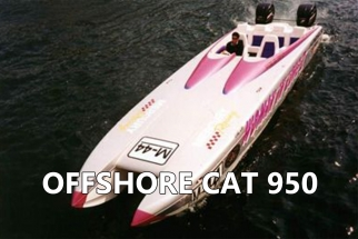 Offshore Catamaran