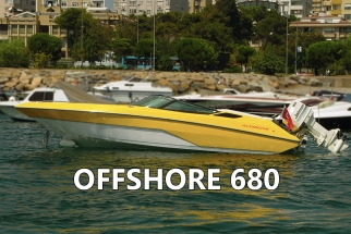 Offshore Boat