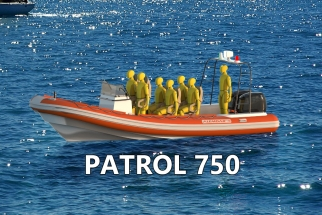 Patrol Rigid Inflatable Boat