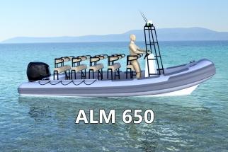Patrol Rigid Inflatable Boat