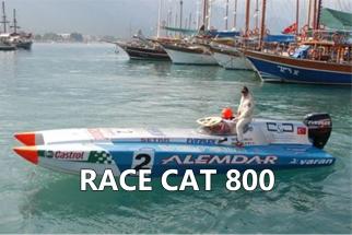 Racing Catamaran